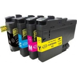 16ML Ciano para Brother DCP-J1100DW,MFC-J1300DW-1.5K