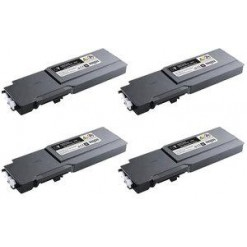 Yellow para Dell C3760N,3760DN,3765DNF-9K593-11120
