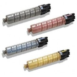 Black para Ricoh Aficio Sp C430DN,C431DN-24KType SPC430E