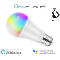 Smart Wi-FI RGB+CCT Dimmable Bulb