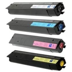 Amarelo universal OKI C3100/C3200/C5100N/C5200N/C5300/C5400