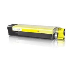 Toner  YELLOW COM CHIP PARA- OKI C5600XX/C5700XX -2K