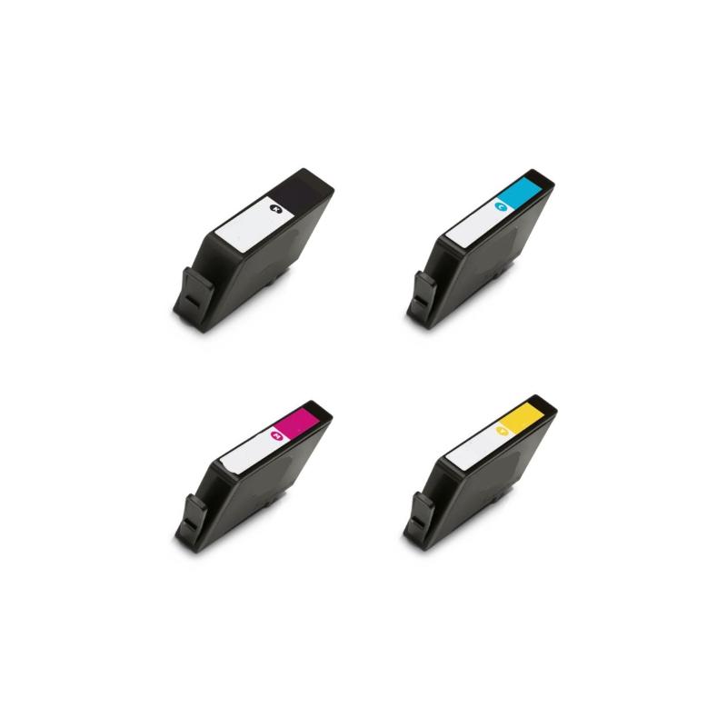 ECOTANK EPSON ET2600 / L1300 - 100ml - Preto