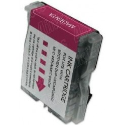 Compativel 38ML Brother  LC51 LC970 LC1000 Magente